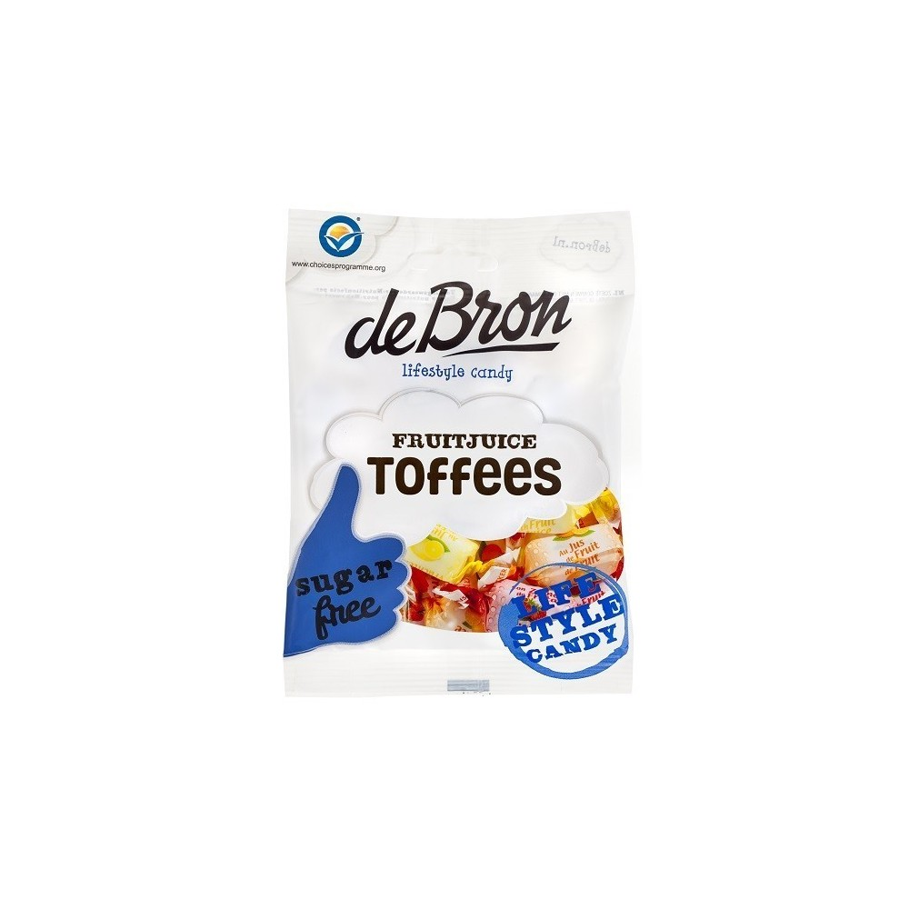 De Bron Fruit Toffees