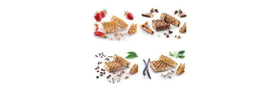 Wafels en Koeken voor bij het Proteinedieet - Goedkoop Proteinedieet