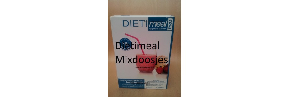 Mix Doosjes Dietimeal - Dietimeal Webshop - Dietimeal bestellen