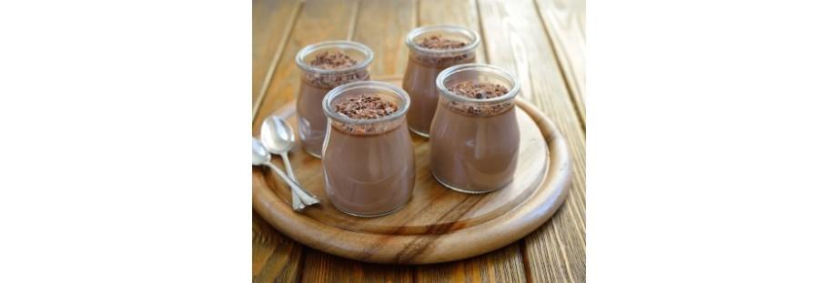 Koolhydraatarme desserts |BlijfopGewicht.nl