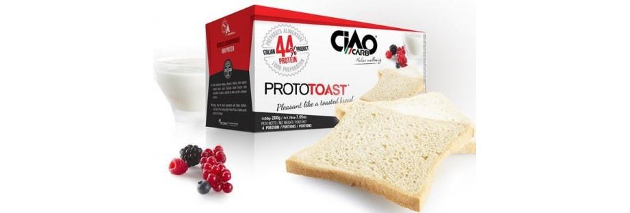 Koolhydraatarme crackers en toast  | BlijfopGewicht.nl