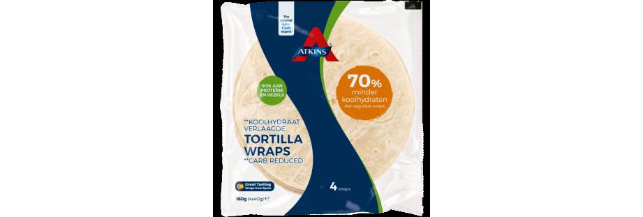 Koolhydraatarme Wraps en tortilla   BlijfopGewicht.nl