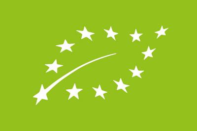 EU logo Biologische Voeding
